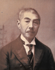 菅原隆太郎先生の肖像