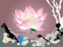 「早池峰の女神」シーン2